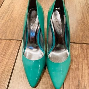 Jessica Simpson Shoes - Shoes high heels 9 good condition JessicaSimpson